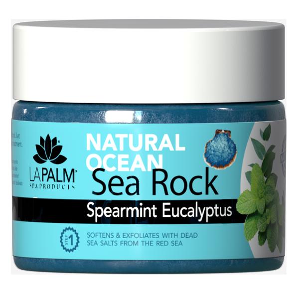 EUCALYPTUS 340ML. MINERAL SEA ROCK SALTS (ΑΛΑΤΑ)