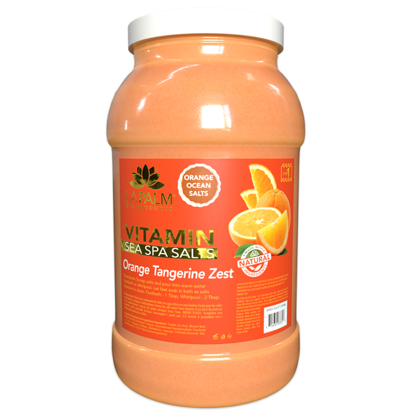 SEA SPA SALTS ORANGE TANGERINE ZEST 3785ML (ΑΛΑΤΑ)