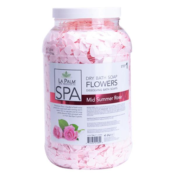 ROSE 3785ML SOAPS FLOWERS (ΣΑΠΟΥΝΙ)