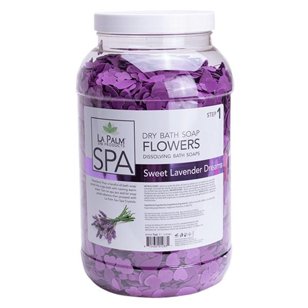 LEVANDER 3785ML SOAPS FLOWERS (ΣΑΠΟΥΝΙ)
